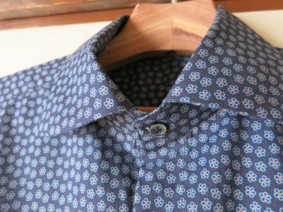 『男のシャツの本』 no.4 ワイドスプレッドシャツ