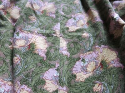 タックギャザースカート サイド