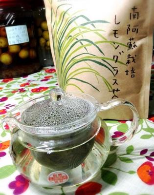 レモングラス茶