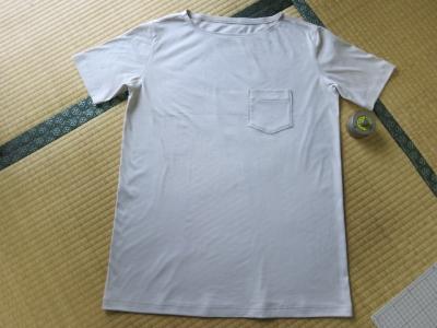 長男のTシャツ 2枚目