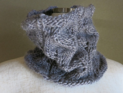 Growing Leaves Cowl