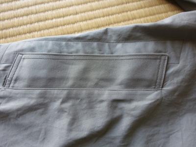 「男のコートの本」ステンカラーコート