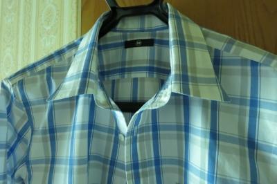 父のシャツ