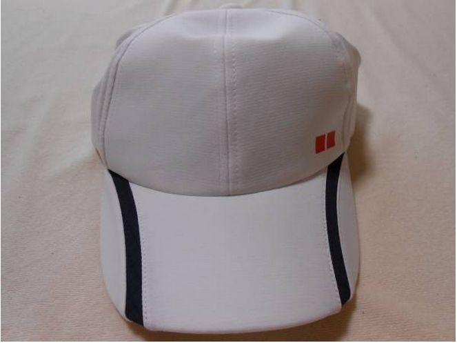 帽子完_完売品で話題です!錦織圭モデルのユニクロ帽子は誰の手に