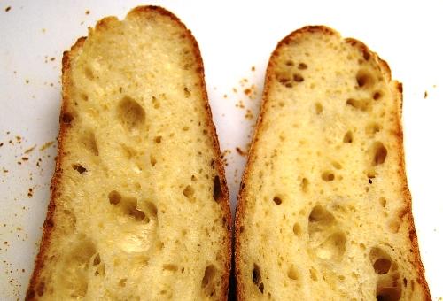 酒粕酵母フランスパン3