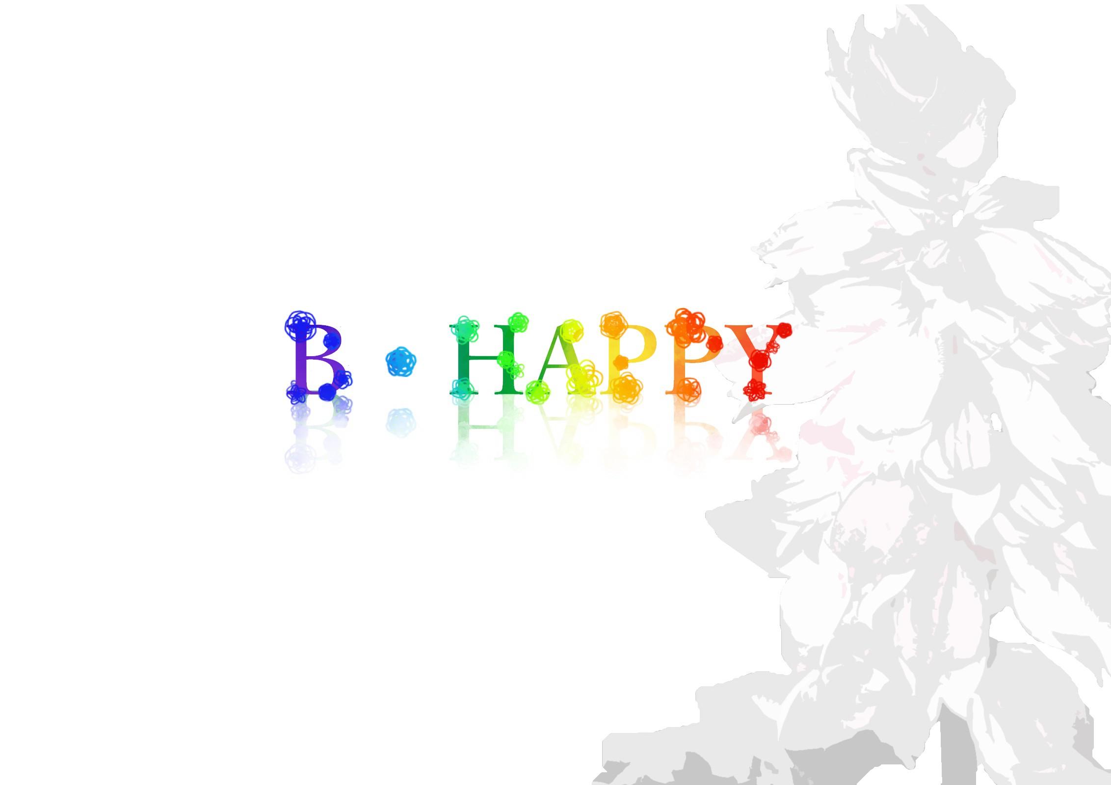 B・HAPPY