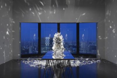 「イ・ブル展:私からあなたへ、私たちだけに」展示風景 (写真提供:森美術館 )
