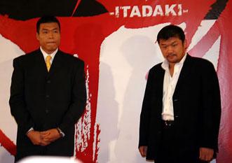 吉田 vs 小川