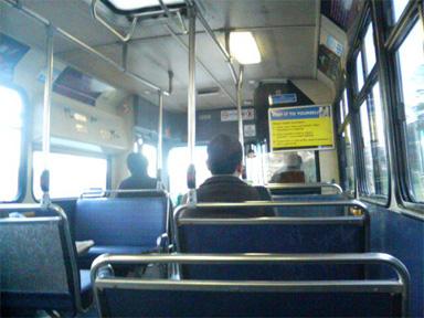 シドニー ボンダイビーチ バス
