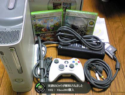 実績解除 Xbox360