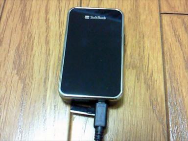 TV&バッテリー iphone ワンセグ