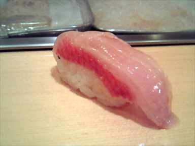 築地 寿司大 すしだい 金目鯛