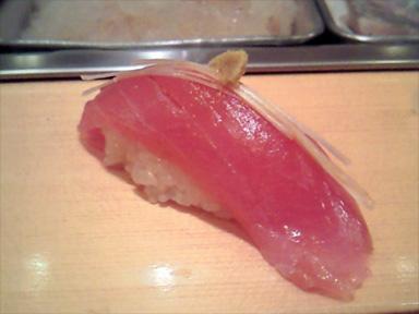 築地 寿司大 すしだい 寒鰤