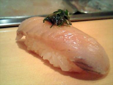 築地 寿司大 すしだい 鰆