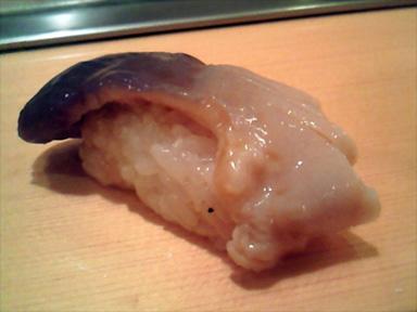 築地 寿司大 すしだい ホッキ貝