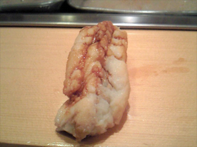 築地 市場 寿司大 すしだい 穴子