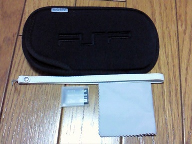 アクセサリーパック(PSPJ-15016)
