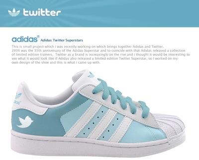Adidas Twitter SS