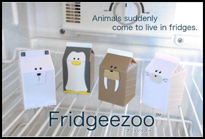 Fridgeezoo(フリッジィズー)