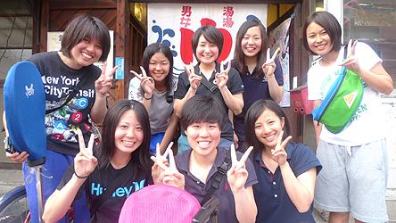 神奈川大学ラクロス部
