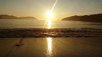 岩手県釜石市根浜海岸