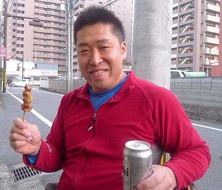 東京からのお客様