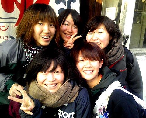 岡山大学女子ラクロス部