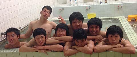 2015玉島高校ラグビ−部合宿