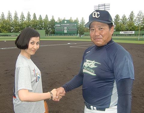 清心温泉野球団2015