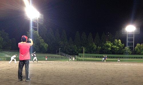 清心温泉野球団