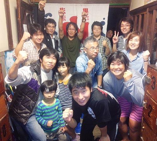 第1回岡山マラソン