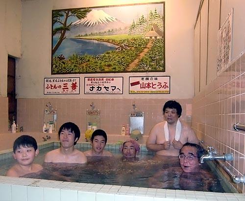 朝日新聞取材風景