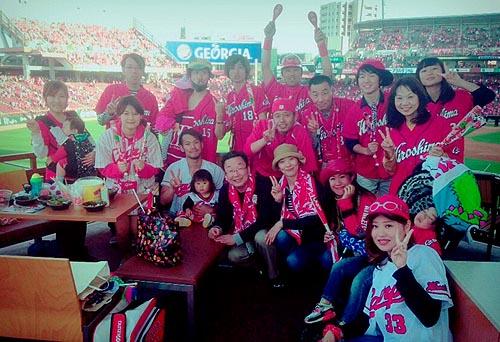 2016広島マツダスタジアム