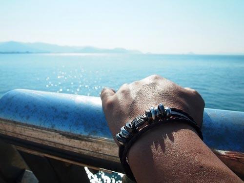 番頭の瀬戸内海での休日