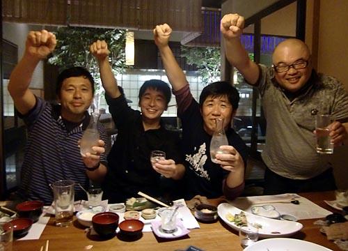 2016広島カ−プ優勝祝賀会