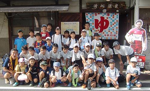 伊島小学校サッカ−少年団