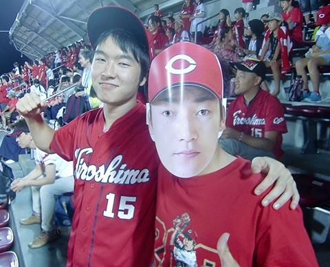 2016広島カ−プ優勝へ