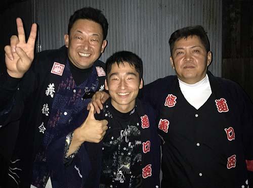 2016富田地区秋祭り