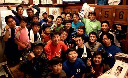 2016第2回岡山マラソンスタッフ