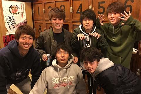 岡山大学サッカーサークル