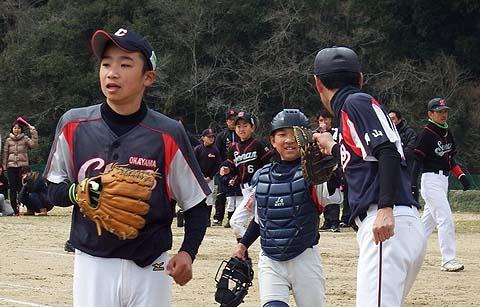 岡山中央ソフトボール2017