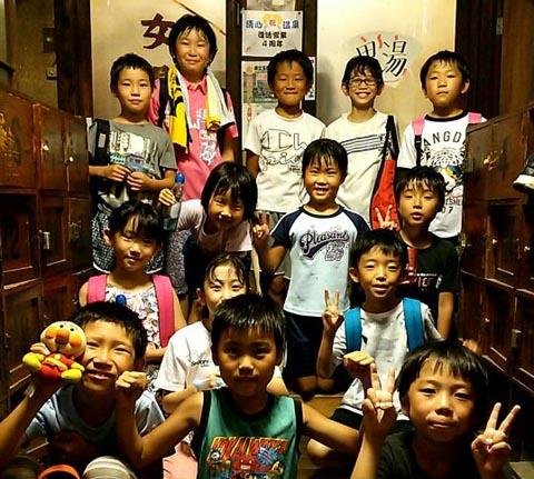 剣道スポーツ少年団