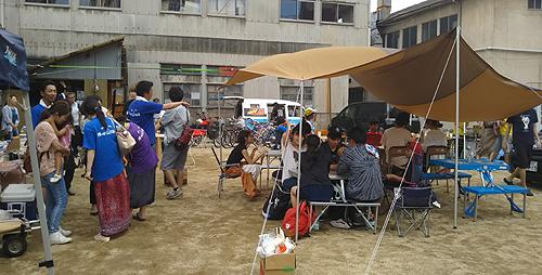 清心温泉跡地イベント