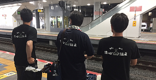 大阪西成銭湯イベント