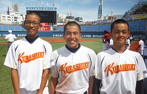 2018 中学校野球全国大会