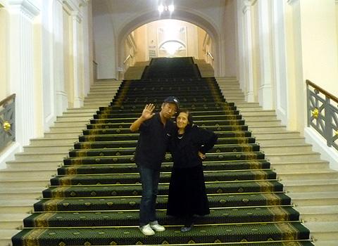モスクワ音楽院チャイコフスキー大ホール