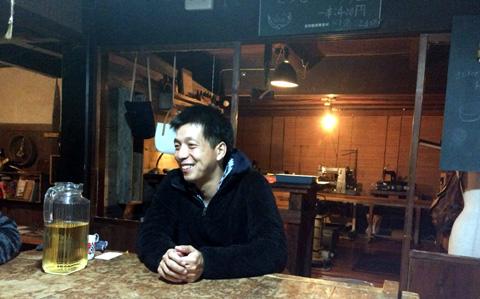 岡山県西粟倉村