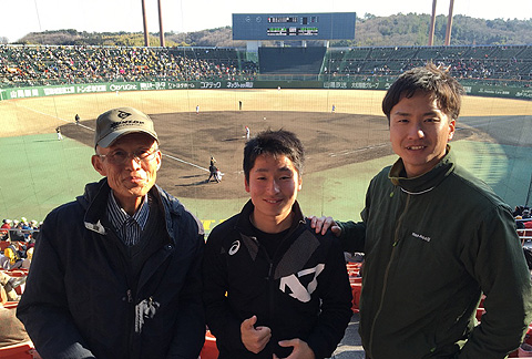 2019プロ野球オープン戦