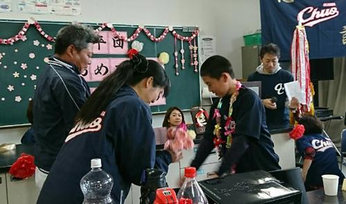 岡山中央ソフトボールお別れ会