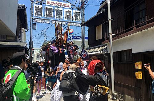 2019淡路島のお祭り